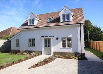 Thumbnail 4 bedroom detached house for sale in Cambridge Road, Great Shelford, Cambridge