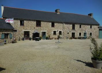 Thumbnail 7 bed equestrian property for sale in Le-Gouray, Côtes-D'armor, France