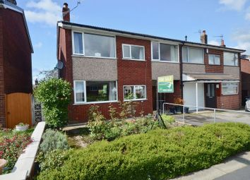 Thumbnail 3 bed semi-detached house for sale in Woodland Drive, Clayton Le Moors, Accrington
