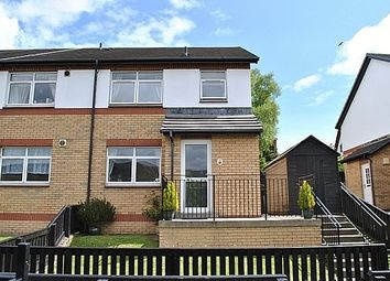 Thumbnail 3 bed terraced house for sale in Johnstone Terrace, Dunoon, Argyll And Bute