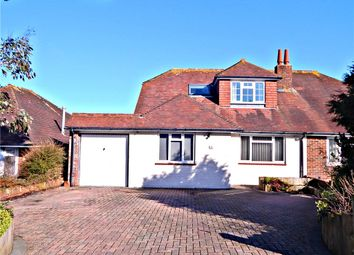 4 bed bungalow for sale in Meadows Road, Eastbourne, East Sussex BN22