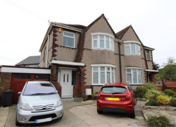 Thumbnail 3 bed flat to rent in Woodlands Avenue, West Byfleet, Surrey