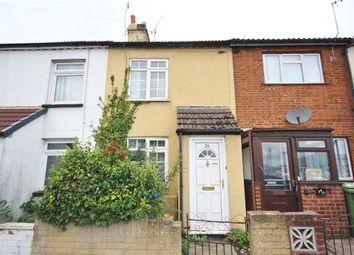 Thumbnail 2 bed terraced house for sale in Lower Farnham Road, Aldershot, Hampshire