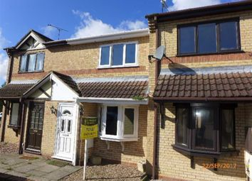 Thumbnail 2 bed semi-detached house to rent in Partridge Close, Caistor, Market Rasen