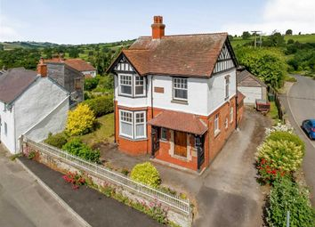 Thumbnail 3 bed detached house for sale in Oak Villa, Castle Green, Bishop's Castle, Shropshire