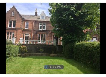 Thumbnail 1 bed flat to rent in Victoria Terrace, Dumfries