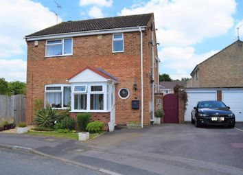 Thumbnail 3 bed detached house for sale in Kilsyth Close, Freshbrook, Swindon