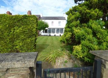Thumbnail 3 bed detached house for sale in Dean Road, Wrexham, Wrecsam
