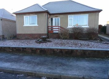 Thumbnail 2 bed detached bungalow for sale in Hardthorn Crescent, Dumfries