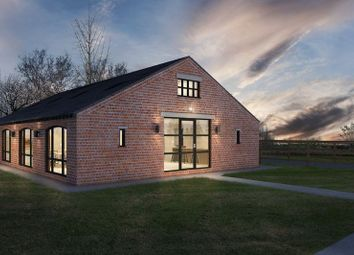 Thumbnail 4 bed barn conversion for sale in Tunstall Lane, Bishops Offley, Stafford