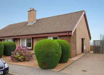 Thumbnail 2 bed semi-detached bungalow for sale in Mearns Walk, Laurencekirk