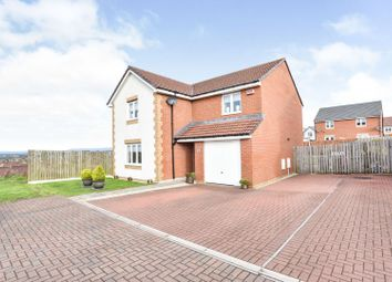 Thumbnail 4 bed detached house for sale in Westruther Place, Airdrie