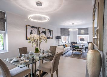 Thumbnail 3 bed flat for sale in Manor House Court, Warrington Gardens, Little Venice, London
