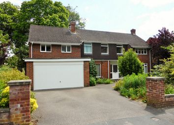 Thumbnail 5 bed detached house to rent in Elsenwood Cresent, Camberley, Surrey