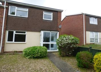 Thumbnail 3 bed terraced house to rent in Upper Holway Road, Taunton