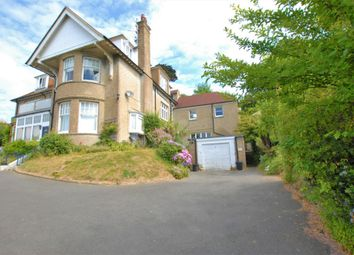 Thumbnail 3 bed flat for sale in Cannongate Road, Hythe