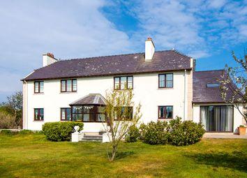 Thumbnail 4 bed detached house for sale in Lon St. Ffraid, Trearddur Bay, Holyhead
