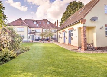 Thumbnail 9 bed detached house for sale in Churchway, Haddenham