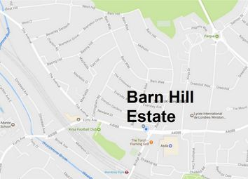 Thumbnail 4 bed detached house for sale in Barn Hill Estate HA9, Wembley, Greater London