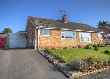 Thumbnail 2 bed semi-detached bungalow for sale in Trentham Drive, Bridlington