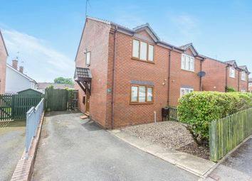 Thumbnail 2 bed semi-detached house for sale in Lea Walk, Rubery, Rednal, Birmingham