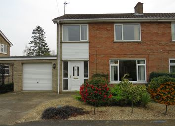 Thumbnail 3 bedroom semi-detached house for sale in Crauden Gardens, Ely