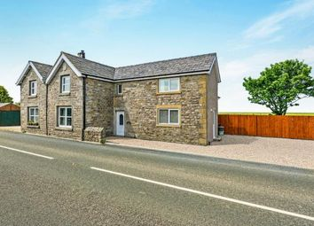 Thumbnail 4 bed semi-detached house for sale in Sandside Cottages, Cockerham, Lancaster, Lancashire