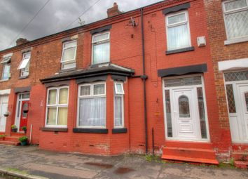 Thumbnail 3 bed terraced house for sale in Swayfield Avenue, Longsight, Manchester