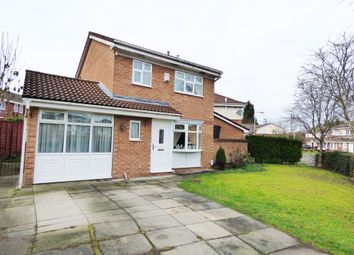 Thumbnail 3 bedroom detached house for sale in Buttercup Drive, Stockport