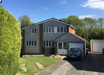 Thumbnail 4 bed detached house for sale in Whitecross Avenue, Whitchurch, Bristol