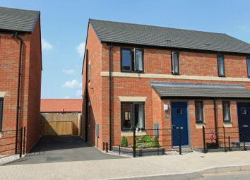 Thumbnail 3 bed semi-detached house for sale in Proctor Avenue, Telford