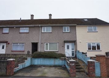 Thumbnail 3 bed terraced house for sale in Bishport Avenue, Bristol