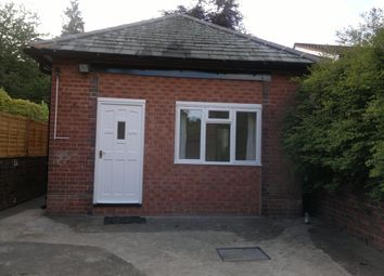 Thumbnail 1 bedroom detached bungalow to rent in Cotton Lane, Moseley