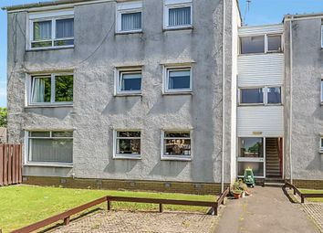 Thumbnail 2 bed flat for sale in Greenhill Crescent, Linwood, Paisley