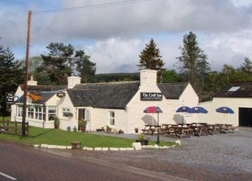 Thumbnail Restaurant/cafe for sale in The Croft Inn, Glenlivet
