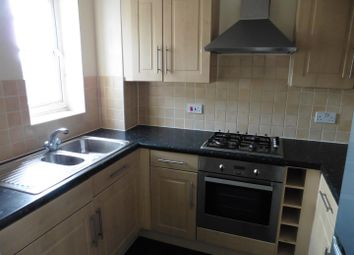 Thumbnail 1 bed flat to rent in Caspian Way, Purfleet