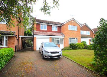 4 bed detached house for sale in Lime Grove, Kirby Muxloe, Leicester LE9