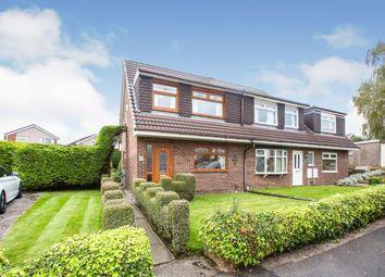 Thumbnail 3 bed semi-detached house for sale in Rosebay Avenue, Blackburn, Lancashire
