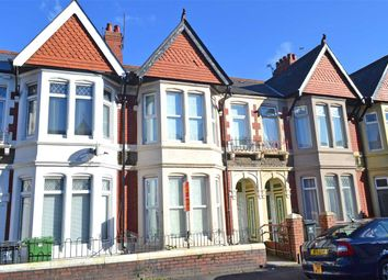 Thumbnail 4 bed terraced house to rent in Heathfield Place, Heath/Gabalfa, Cardiff
