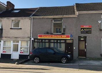 Thumbnail Office for sale in Cradock Street, Swansea