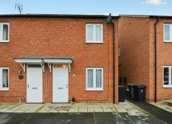 Thumbnail 2 bedroom semi-detached house for sale in 15 Cedar Way, Selby