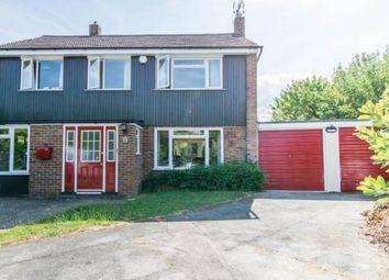 Thumbnail 4 bed detached house for sale in Blacklands Close, Saffron Walden