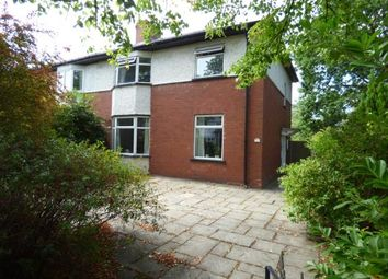Thumbnail 3 bed semi-detached house for sale in Queensway, Penwortham, Lancashire