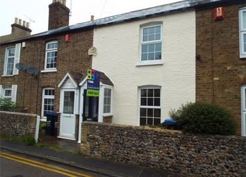 Thumbnail 2 bed cottage for sale in Victoria Road, Broadstairs