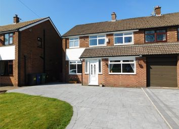 Thumbnail 3 bed semi-detached house for sale in Brierfield Drive, Bury, Lancashire