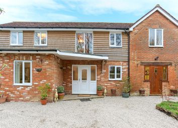 Thumbnail 4 bed detached house for sale in Lower Dicker, Hailsham
