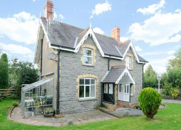 Thumbnail 3 bed detached house for sale in Hay On Wye 5 Miles, Brecon 12 Miles