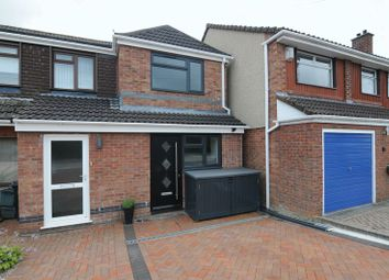 Thumbnail 2 bed end terrace house for sale in Pynne Road, Stockwood, Bristol