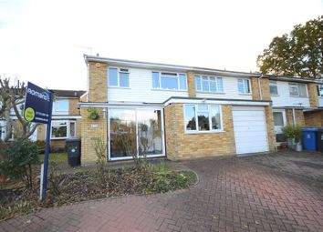 Thumbnail 3 bed terraced house for sale in Wolf Lane, Windsor, Berkshire