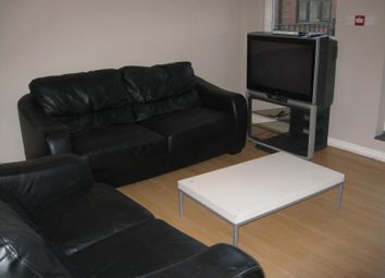 Thumbnail 5 bedroom shared accommodation to rent in West St, Sheffield City Centre